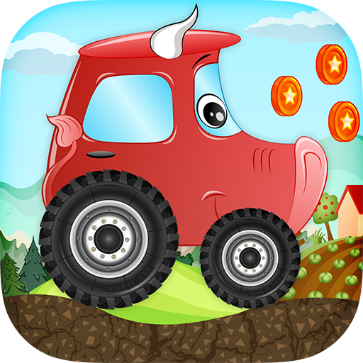 - Car racing game for Kids - Beepzz animal cars fun adventure
