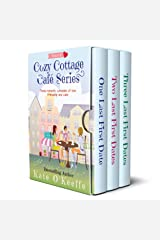 Cozy Cottage Café Series: Volume 1: Three romantic comedies of love, friendship and cake Kindle Edition