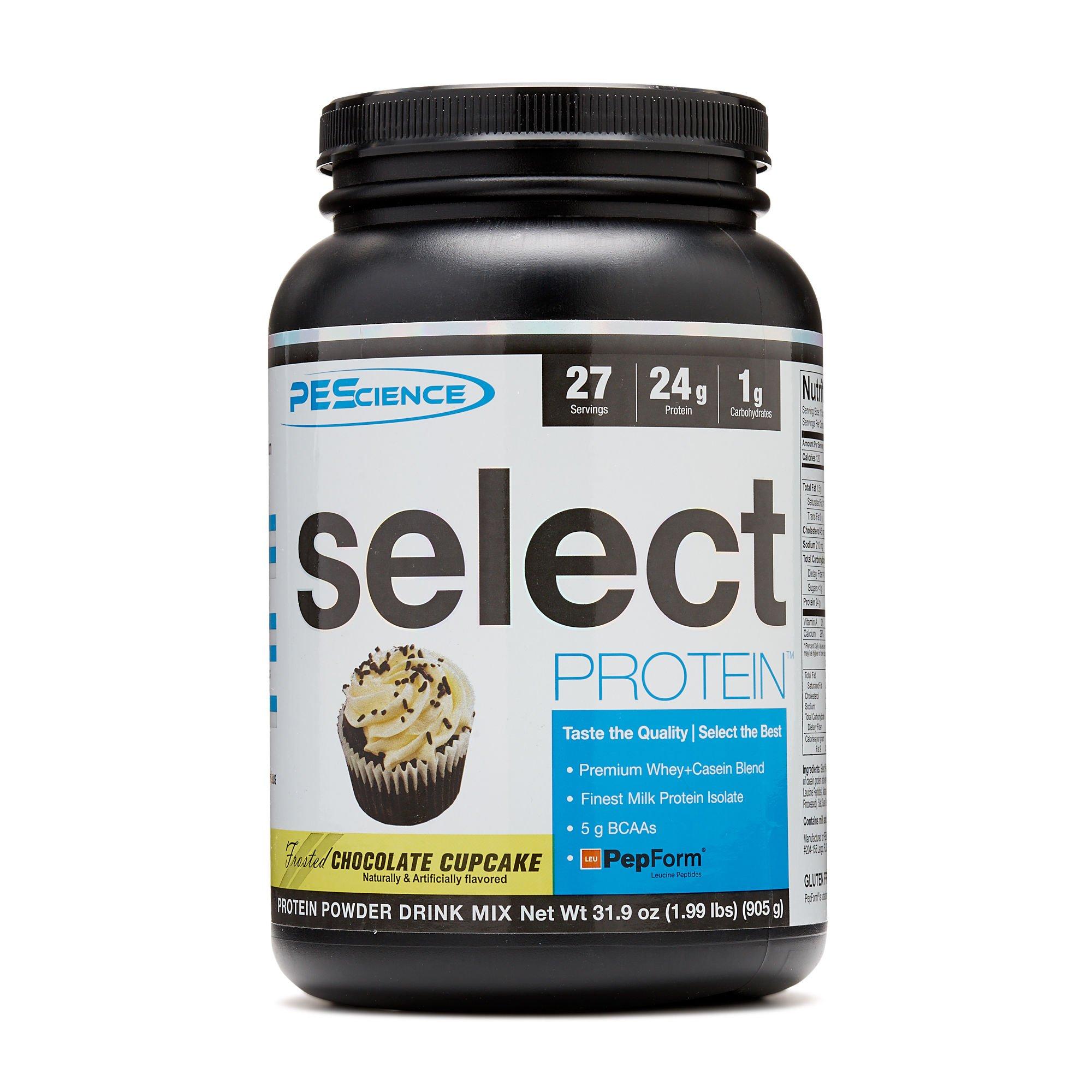 Amazon.com: PEScience - Select Protein - Whey & Casein Protein ...