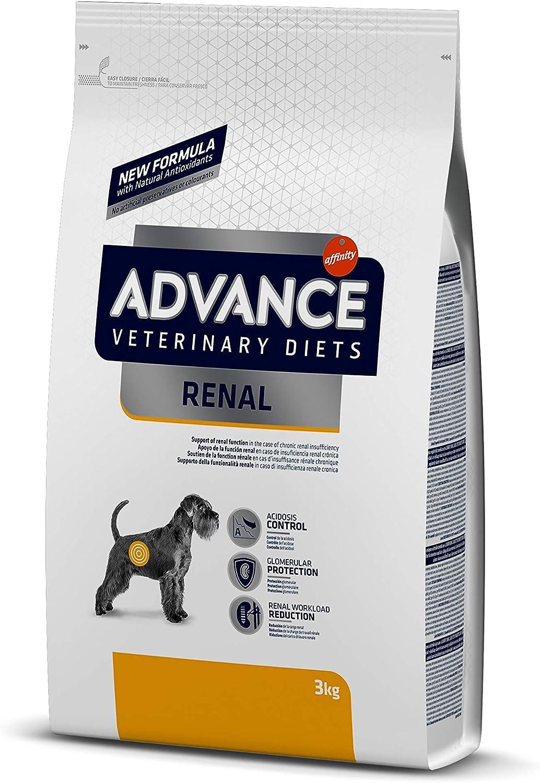 Pienso para perros con problemas renales, Advance Veterinary Diets Renal