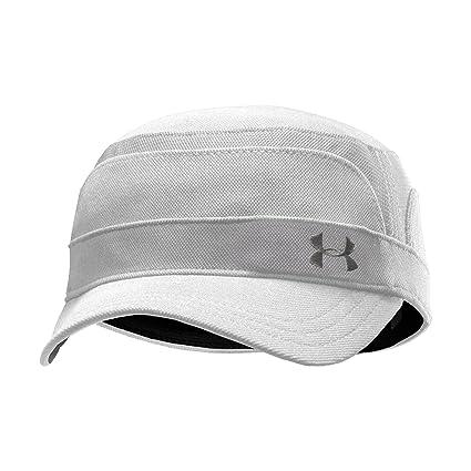 5ae9248393a Amazon.com   Under Armour Men s UA Stretch Military Cap   Sporting Goods    Sports   Outdoors
