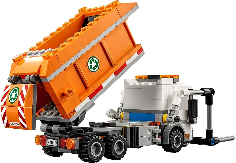 Lego City Great Vehicles 60118 Garbage Truck Playset Lego Amazon