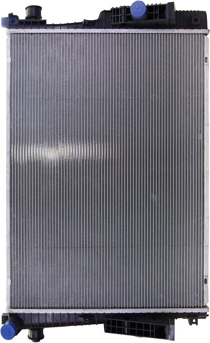 New Replacement Radiator for Ford 6.4L Powerstroke F250, F350, F450, F550 2008, 2009, 2010