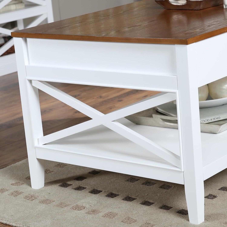 Amazon.com: Belham Living Hampton Storage And Lift Top Coffee Table:  Kitchen U0026 Dining