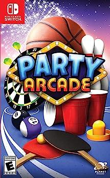 Resultado de imagem para Party Arcade
