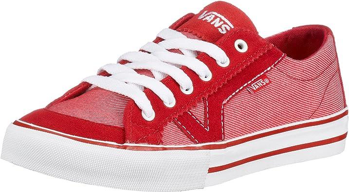 basket femme rouge vans