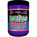 Gaspari Nutrition SuperPump MAX 640 g Fruit Punch Pre-Workout Drink Powder