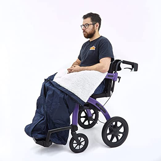 Amazon.com: Ability Superstore Wheelchair Leg Cosy Standard: Health & Personal Care