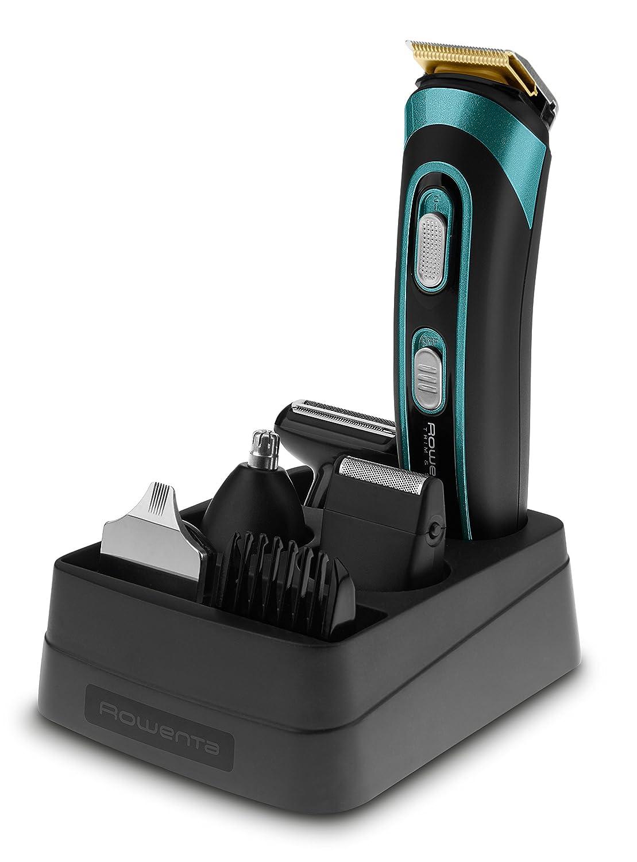 Rowenta Trim & Style TN9130 - Cortapelos para barba y cuerpo, con función 7 en 1 TN9130F0
