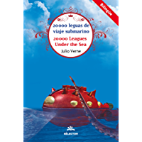 20,000 Leguas de viaje submarino (Bilingüe)
