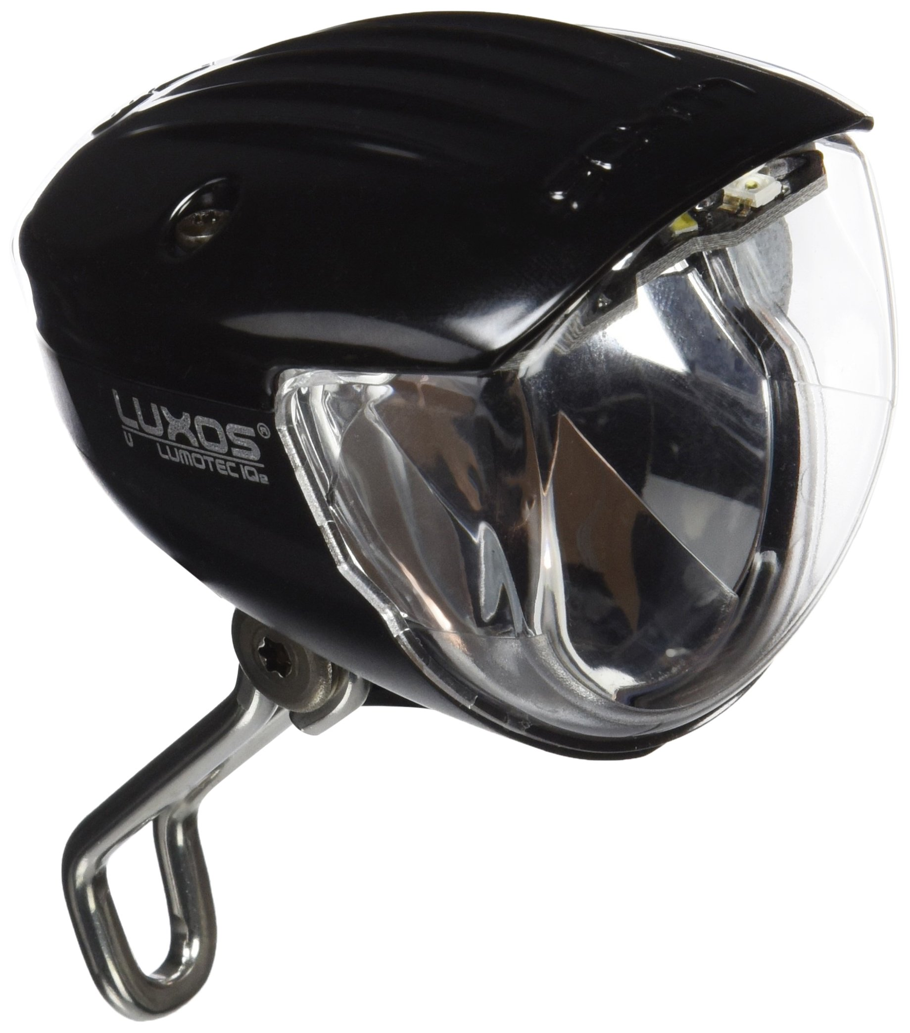 Busch u. Müller Lumotec IQ2 Luxos U dynamo bike lights black