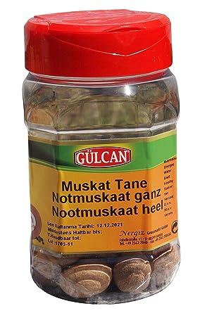 Gulcan Muskat Gemahlen 200g Amazon De Lebensmittel Getranke