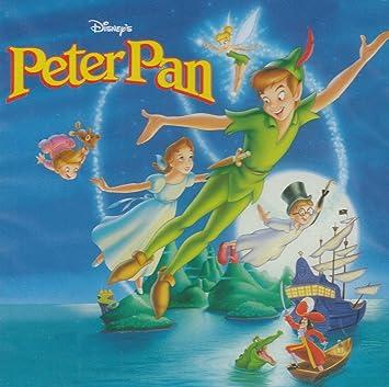 Walt Disney Peter Pan Peter Pan Original Soundtrack Walt