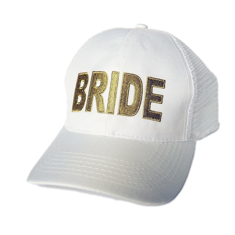 ce879928d15 Team Hen Bride Baseball Cap (One Size)  Amazon.co.uk  Toys   Games
