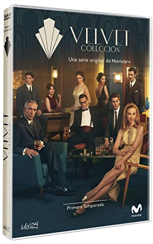 Velvet Colección - Temporada 1 [DVD]: Amazon.es: Marta ...