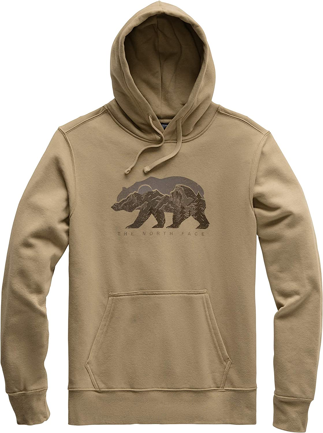 The North Face Mens Bearscape Pullover Hoodie