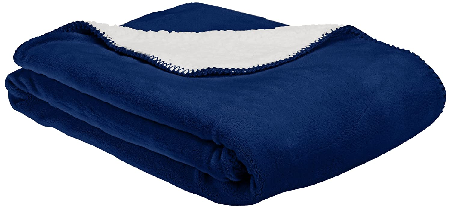 Navy American Kennel Club Pet Throw, Navy