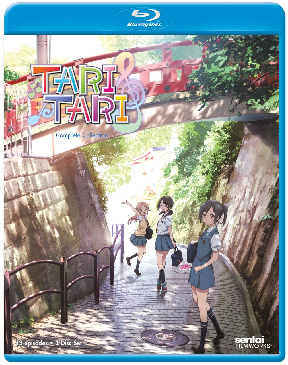 TARI TARI Blu-ray (Sub Only)