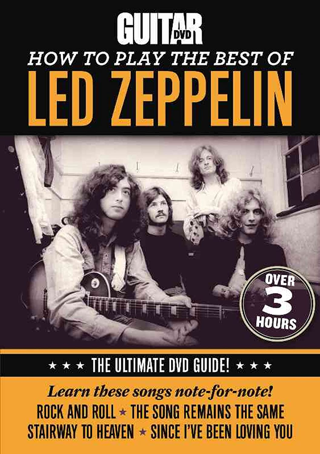 Amazon Guitar World How To Play The Best Of Led Zeppelin