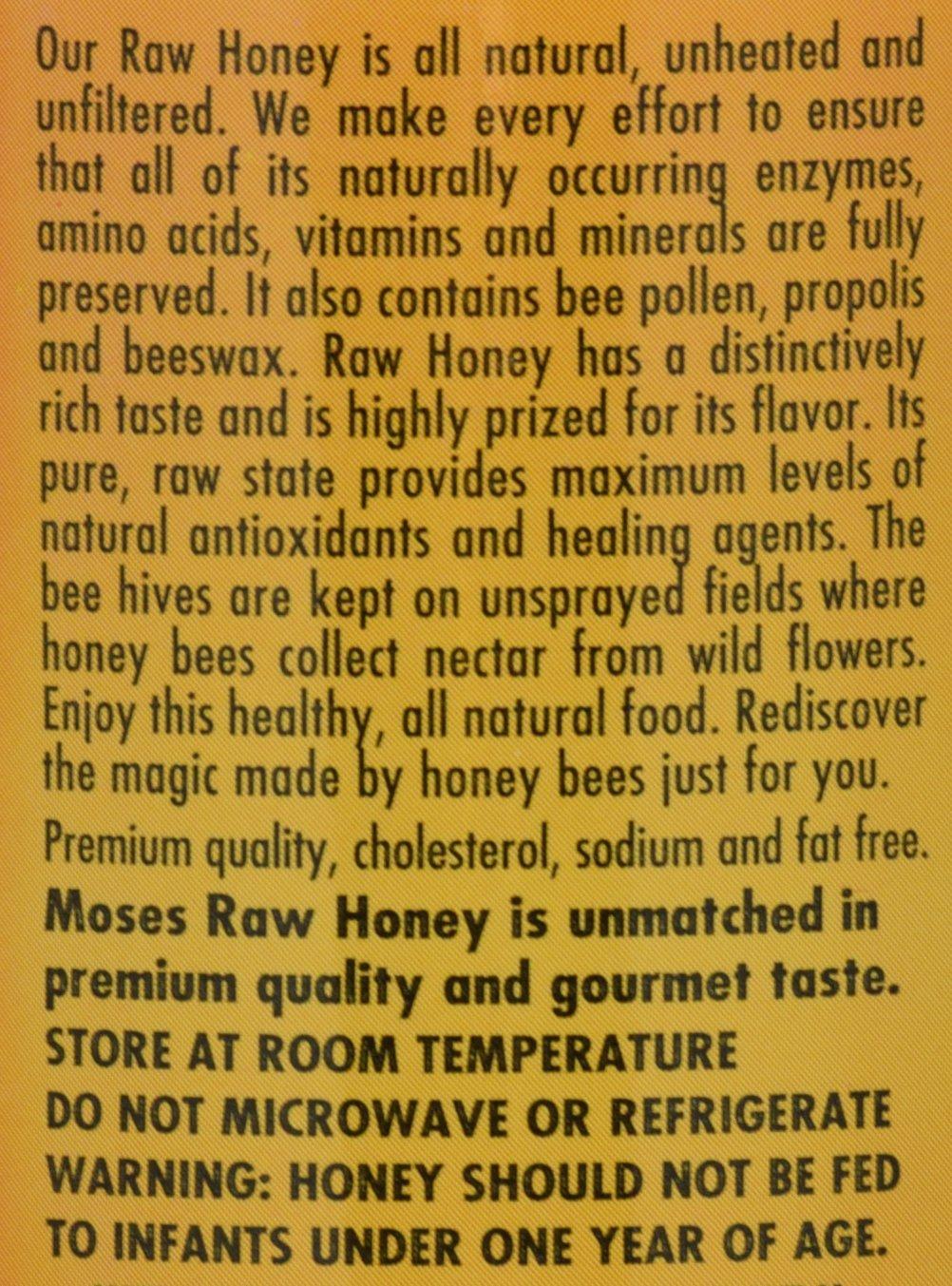 RAW miel Natural Filtrar unpasteurized Miel pura de nuevo ...