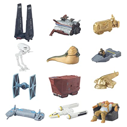 The Force Awakens Micro Machines Series 5 Vehicle Mystery Bag Star s Action- & Spielfiguren