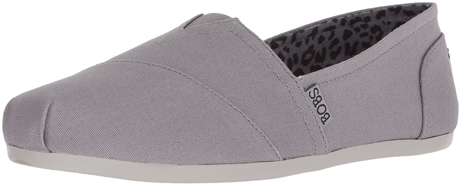 Skechers BOBS Women's Plush Peace Love Ballet Flat