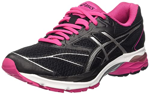 Asics GelPulse 8 W Womens Running Shoes Multicolor BlackSilver