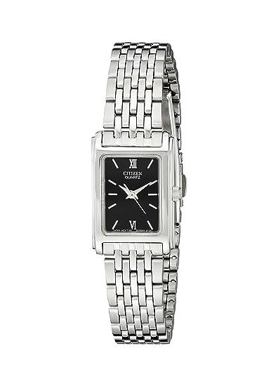Citizen EJ5850-57E - Reloj de Pulsera Mujer, Acero ...