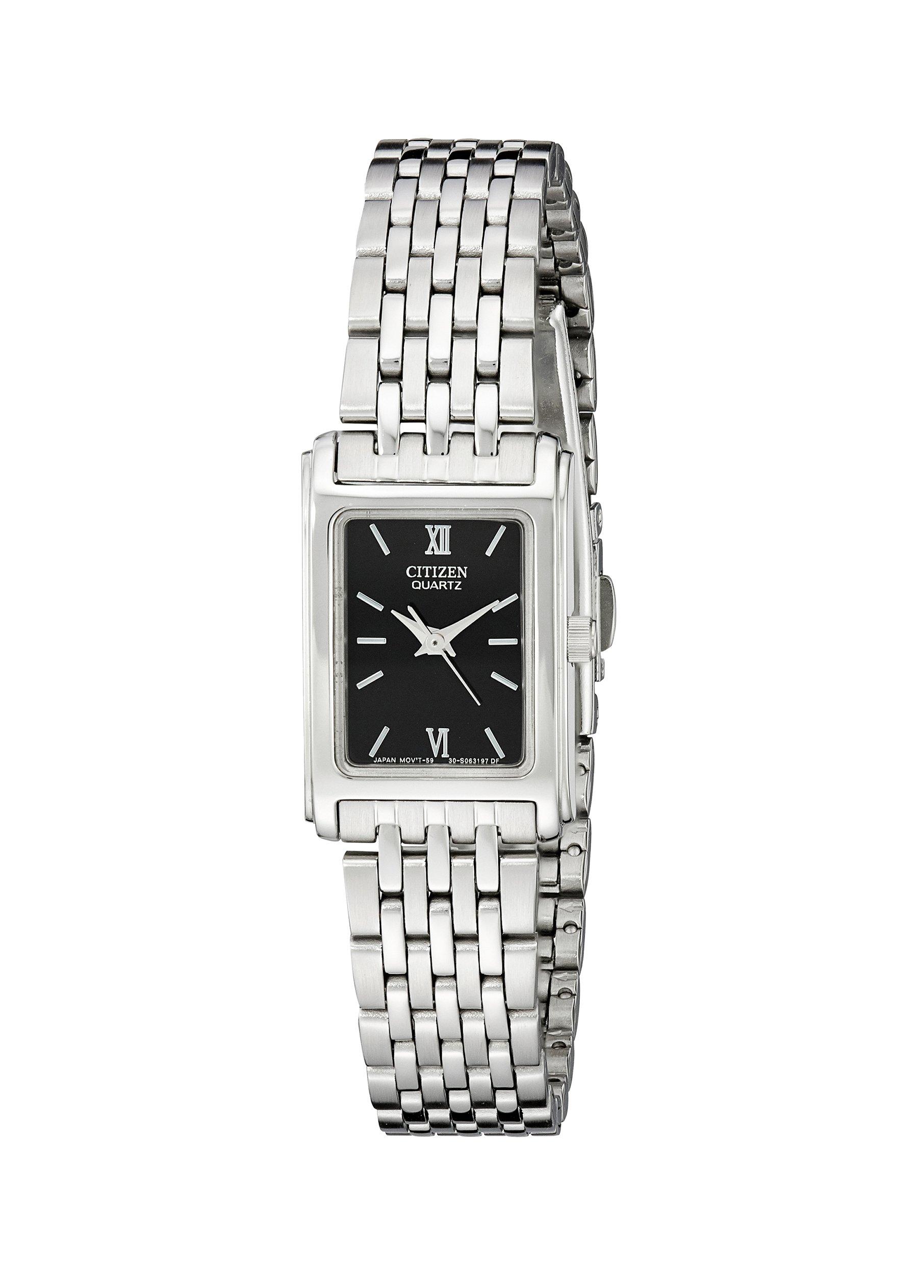 Women's Quartz Stainless Steel Watch, EJ5850-57E