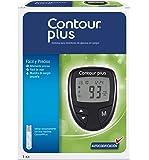 Contour Plus Glucómetro Autocodificado Para El Monitoreo De Glucosa En Sangre (contour Plus), color, 1 count, pack of…