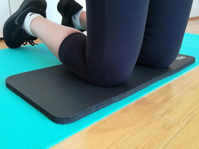 Yoga Knee Pad Cushion Soft Foam Yoga Knee Mat Support Gym Fitness ExerciseJC Jq