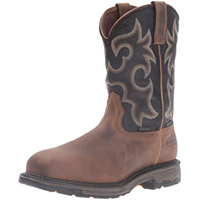 Ariat Men's Workhog H2O 400g Composite Toe Work Boot: Shoes