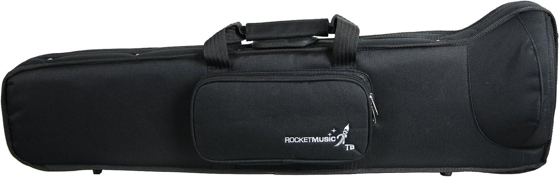 Rocket Music TRM01CA - Funda para trombón, color negro: Amazon.es: Instrumentos musicales