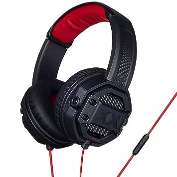 JVC Xtreme Xplosives - Auriculares in-Ear con Mando a Distancia y micrófono SR50X Negro: Amazon.es: Electrónica