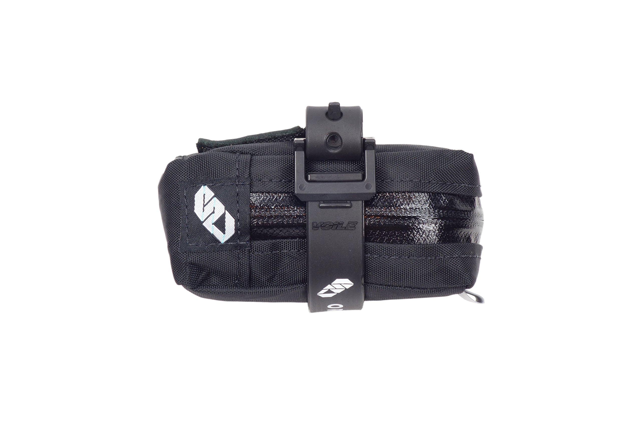Orucase Saddle Bag - Featuring Ski Strap Attachment System