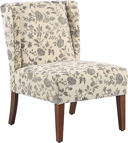 Editors' Choice: HOMCOM Upholstered Armless Accent Chair