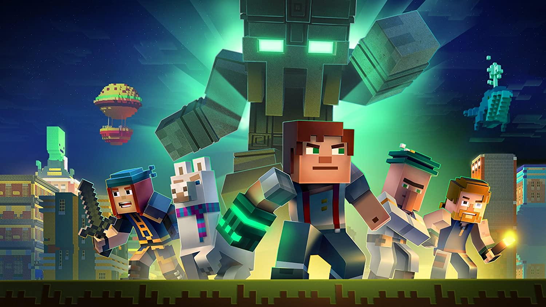 Minecraft: Story Mode Season 9 for Nintendo Switch  Amazon.com.br