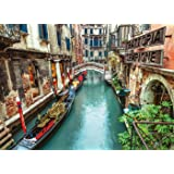 Puzzel 1000 High Quality Collection Venice Canal