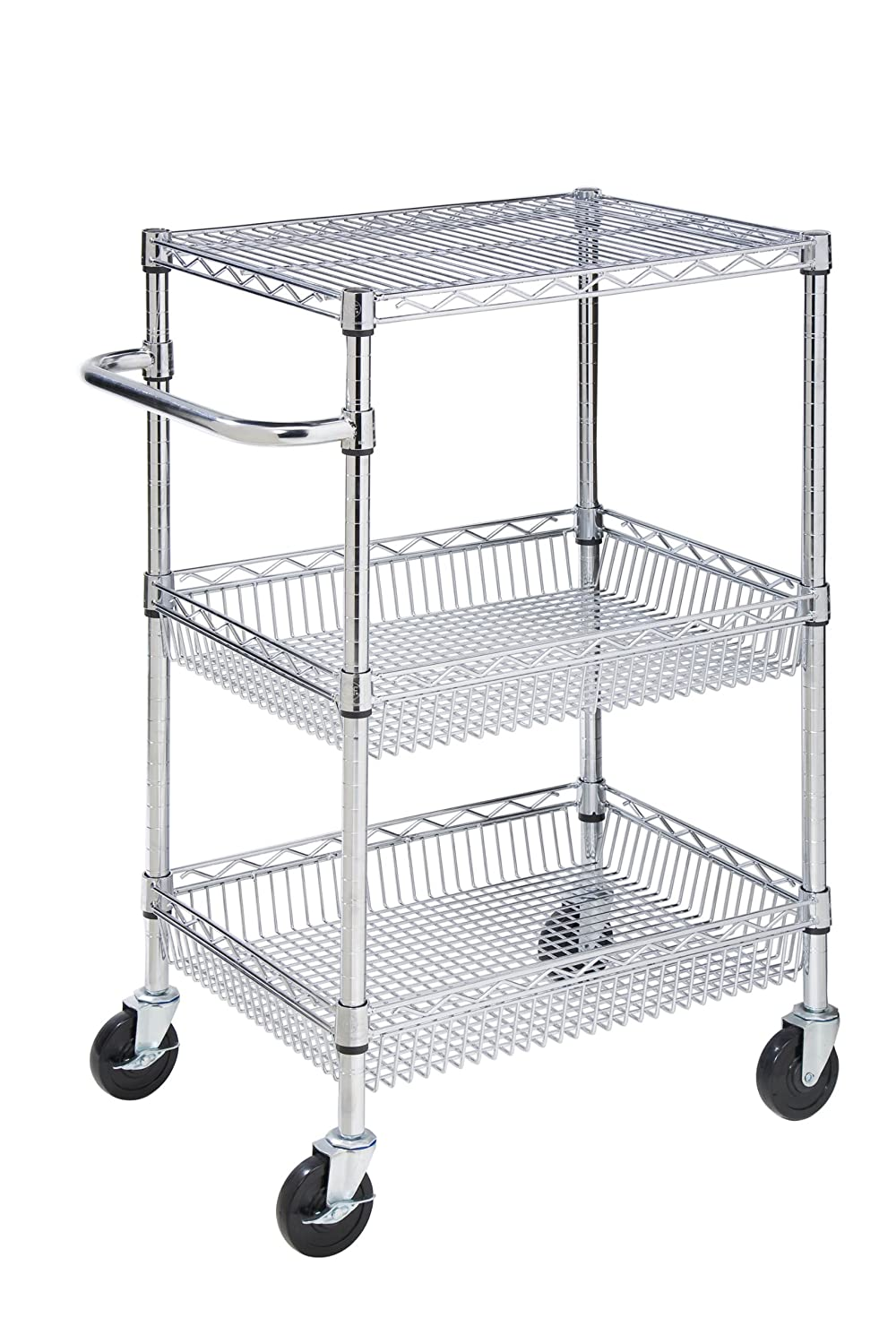 Square Wire Cart - WIRE Center •