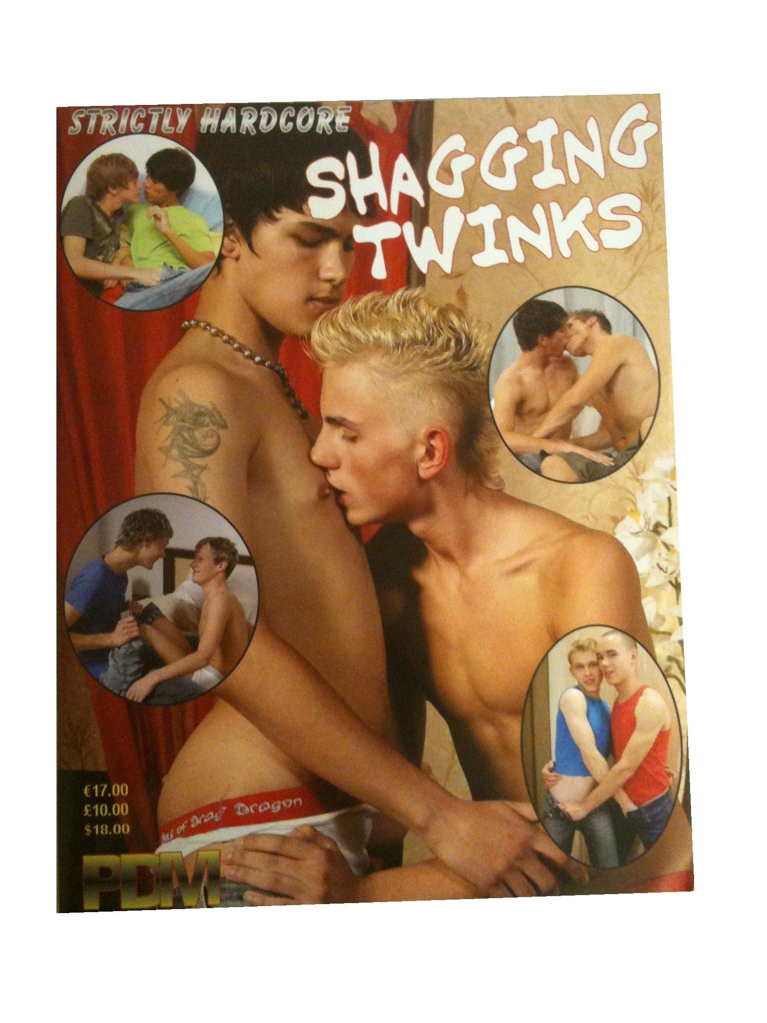 Shagging Twinks