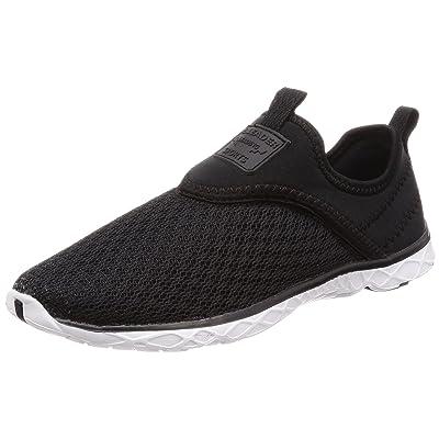 ALEADER 4562320452069 [ Men's Marine Sports Sandals Jogging Shoes Amphibious Ventilation Black 275, one Size,: Home & Kitchen