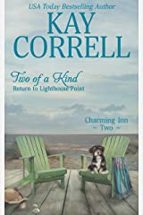Two of a Kind: Return to Lighthouse Point (Charming Inn Book 2) Kindle Edition