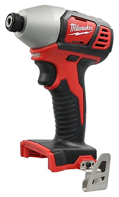 milwaukee 2656-20 m18 18v 1/4 inch lithium ion hex impact driver ...