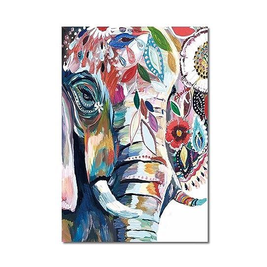 Raybre Art® 30 X 50 Cm Impression Sur Toile Sans Cadre Peinture À