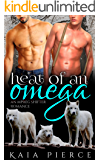 Heat of an Omega: an mpreg shifter romance (Riverrun Alphas Book 2)