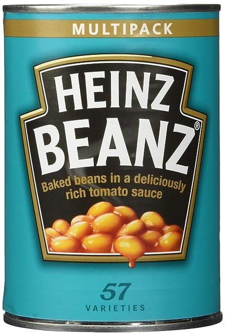 Heinz Baked Beanz 3 plus 1 Dose gratis, 3er Pack (3 x 415 g)
