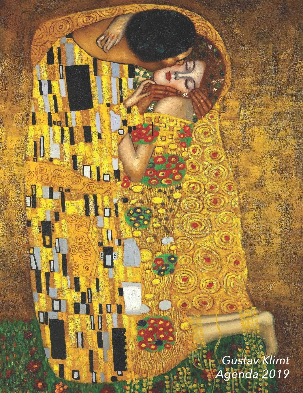 Gustav Klimt Agenda 2019: Semana Vista | El Beso ...