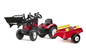 2051cm Juguetes Falk Montar Pedal Tractor De Juguete yvmNn0Ow8