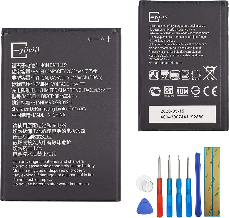 Bateria LI3820T43P4H694848 ZTE Z835 Maven 3 Z835 Overture3