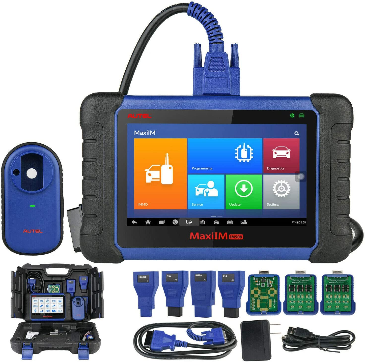 Autel-MaxiIM-IM508-Programming-Diagnostic